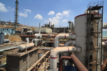 factory glimpse-2 of titanium dioxide manufacturer in China