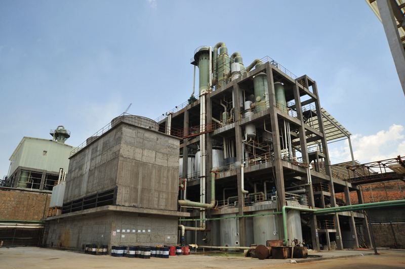 factory glimpse-3 of titanium dioxide manufacturer in China